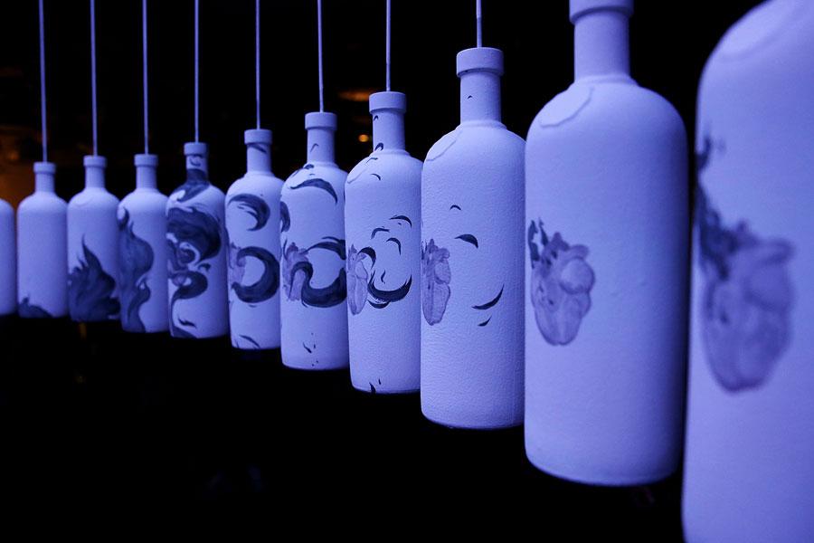 Absolut Art-Stream: The Circle of Life - Yué Wu 4