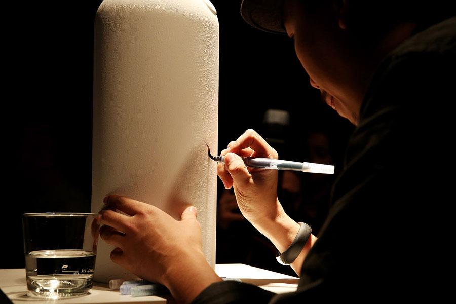 Absolut Art-Stream: The Circle of Life - Yué Wu 9