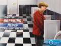 Global Agency: Breaking News Merkel